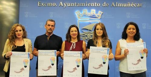 Junta y Ayto. de Almuñécar ponen en marcha una nueva edición del programa laboral 'Reinvéntate'