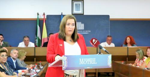 La alcaldesa de Albuñol, María José Sánchez, nueva presidenta de la Mancomunidad