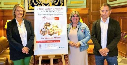 La ciudad de Motril acoge el 'Mercado Sabor Granada' para promocionar los productos típicos de la provincia.jpg