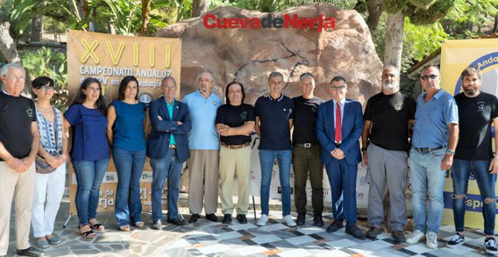 La Cueva de Nerja acoge el Campeonato Andaluz de Espeleología.png