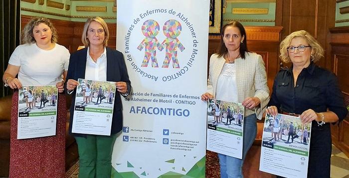 Motril celebra el 'Día Mundial del Alzheimer' reivindicando una política de estado para esta enfermedad