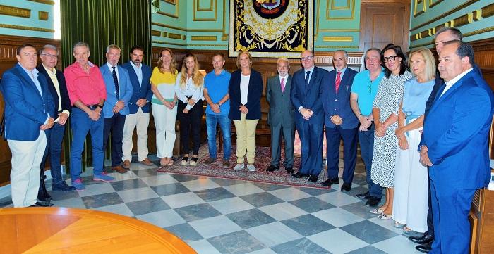 Motril y la UGR colaborarán para innovar en los sectores agrario, pesquero, turístico y portuario.jpg