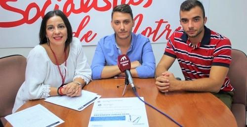 PSOE y Juventudes Socialistas dicen evidenciar el uso partidista de las RRSS del Ayto. de Motril por parte del PP.jpg