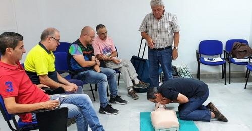 Trabajadores municipales de Salobreña se forman en Reanimación Cardiopulmonar Automática.jpg