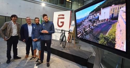 Un millar de ciclistas participarán en la carrera 'Alpujarra Magna' de Lanjarón.jpg