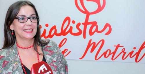 Alicia Crespo PSOE Motril
