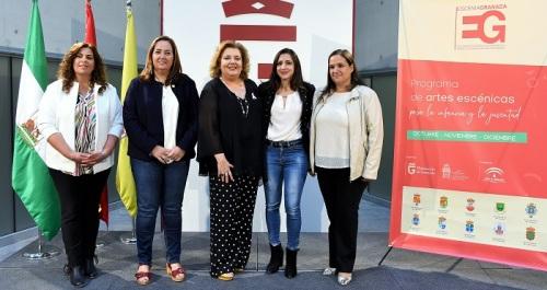 Alumnos de Albuñol y Salobreña acceden a las artes escénicas gracias a un programa cultural de la Diputación.jpg