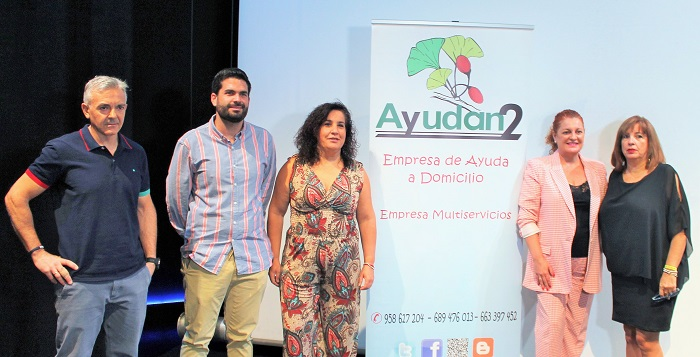 Ayudan2, la empresa de ayuda a domicilio de Salobreña organiza sus VI jornadas formativas.jpg