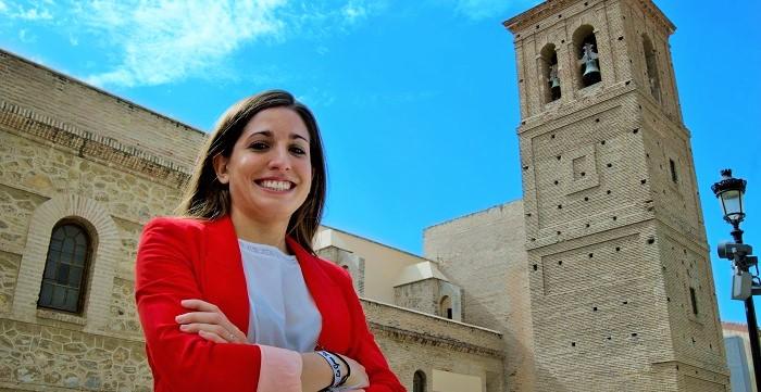 Carmen Muñoz Andrade, pregonera de la Semana Santa de Motril 2020.jpg
