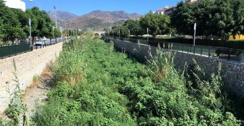 Cauce del río Verde en Almuñécar.jpg