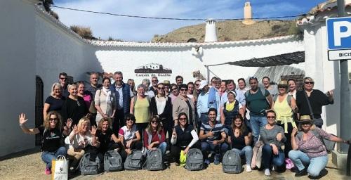 Cuarenta turoperadores alemanes conocen la oferta turística de la provincia de Granada.jpg
