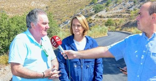 El Ayuntamiento de Motril concluye el adecentamiento de 2.115 metros de caminos rurales en septiembre.jpg