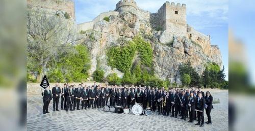 El certamen de Bandas de música 'Enrique Pareja Bosch' celebra su XXV aniversario