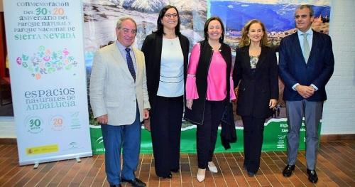 El Espacio Natural de Sierra Nevada continua con las actividades de su 30 aniversario