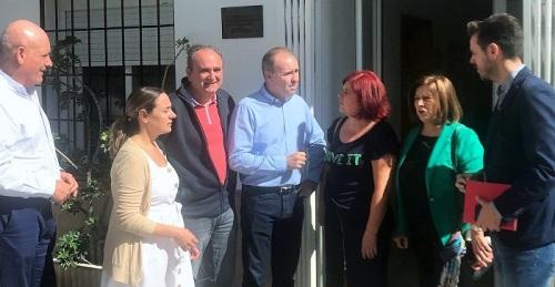 El PSOE exige a la Junta la construcción del nuevo consultorio médico de Vélez de Benaudalla.jpg