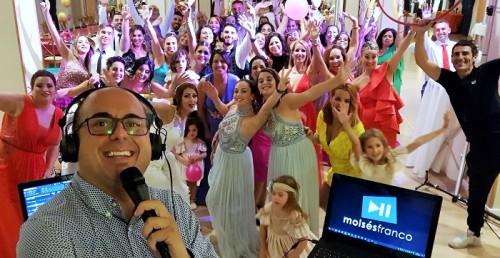 El sexitano Moisés Franco, DJ más valorado de la Costa Tropical en bodas.net.jpg