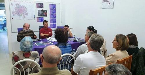 Encuentro comarcal de Podemos con la plataforma provincial Granada por el Tren y Ecologistas en Acción.jpg