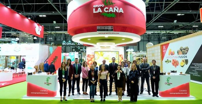 Fruit Attraction consolida el liderazgo de Grupo La Caña como referente del sector hortofrutícola