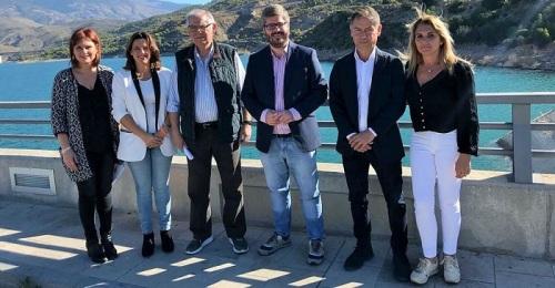 """Hervías """"PSOE y PP llevan 16 años engañándonos con la presa de Rules"""".jpg"""