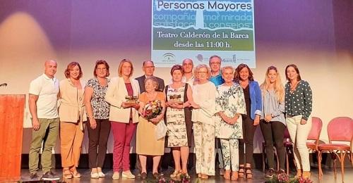 La alcaldesa llama a los mayores a participar activamente en la vida social en el Día Intl. de las Personas de Edad.jpg