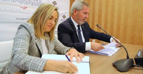 La Junta va a solicitar al Gobierno de España la conexión ferroviaria entre Granada y el Puerto de Motril.jpg