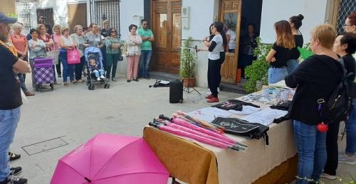 La ONG Lanjarón-Mira al Mundo organiza un 'Octubre Rosa' con motivo del Día Intl. contra el Cáncer de Mama.jpg
