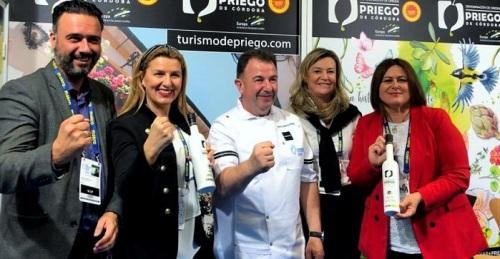 Los productos con la marca 'Gusto del Sur' muestran su excelencia en San Sebastián Gastronomika.jpg