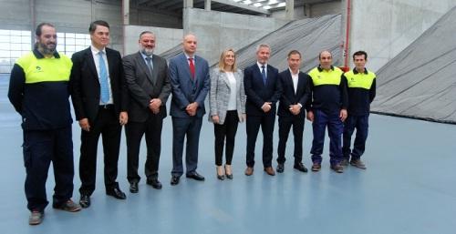 Transgranada inaugura unas nuevas instalaciones en el Puerto en las que ha invertido cerca de 2,5 millones de euros.jpg