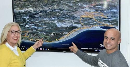 Un amplio operativo controla ya los preparativos de la Media Maratón Internacional Ciudad de Motril.jpg