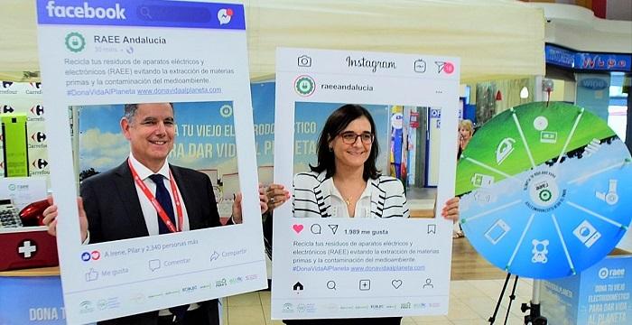 Una campaña recorrerá la provincia para concienciar sobre el reciclaje de aparatos eléctricos y electrodomésticos.jpg