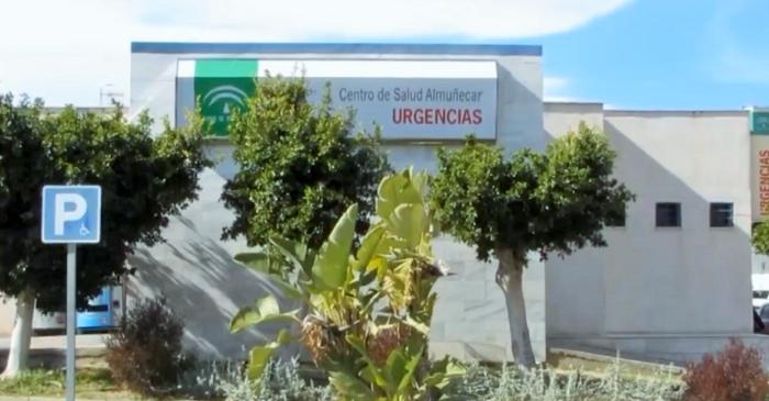 Urgencias Centro Salud Almuñécar