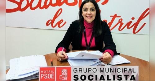Alicia Crespo, concejal PSOE Ayto Motril