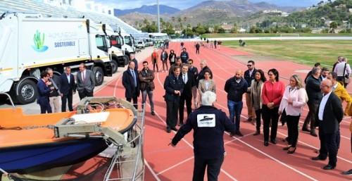 Almuñécar presenta una nueva flota de vehículos para la limpieza valorada en más de 5 millones de euros.jpg