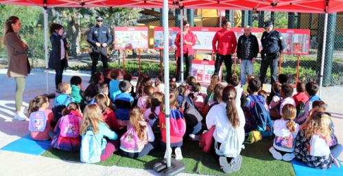 Alumnos de Almuñécar y La Herradura aprenden normas básicas de Seguridad Vial para prevenir accidentes.png