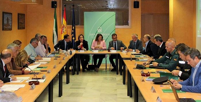 Carmen Crespo resalta que la apuesta de la Junta por el Infoca se traduce en la oferta de más de 200 plazas en un año.jpg