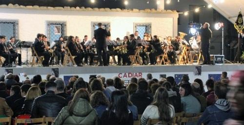 Cádiar acoge el IV encuentro de Bandas de Música de La Alpujarra.jpg