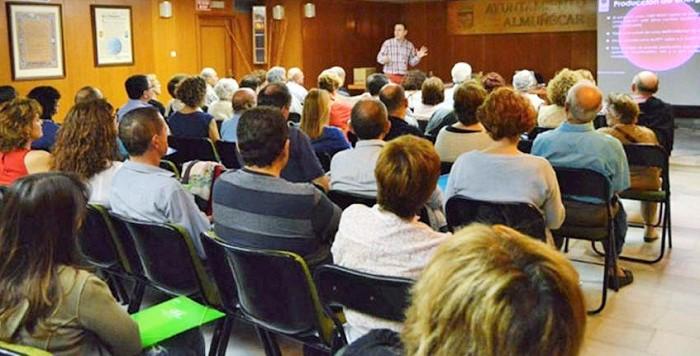 Conferencia Casa Cultura Almuñécar