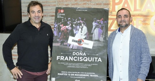 """""""Doña Francisquita"""" llega a Motril en directo desde el Liceo de Barcelona.jpg"""