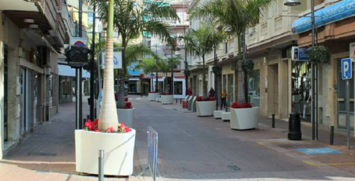 El Ayto. de Motril comunica el corte al tráfico de la calle Emilio Moré por actividades de la semana del comercio.png