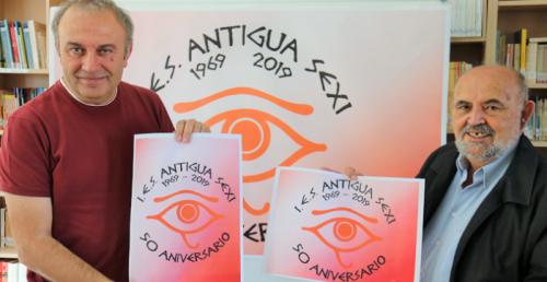 El IES Antigua Sexi celebra este año su 50 aniversario.png