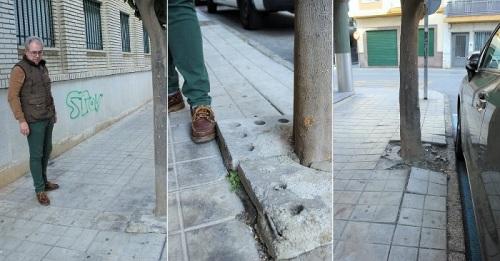 El PSOE demanda una actuación urbanística integral en la calle Chile, en el barrio del Santísimo de Motril.jpg