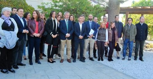 Fam Trip con empresarios del Granada Convention Bureau para conocer la oferta turística y de servicios de la Costa.jpg