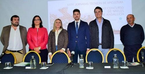 Granada, segunda productora de miel ecológica de Andalucía.jpg