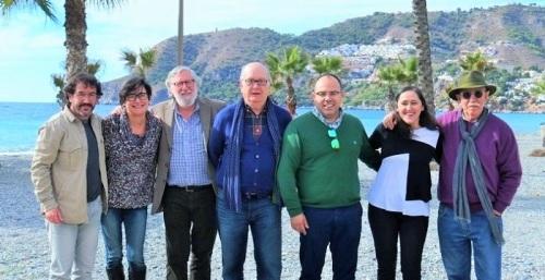 Jurado XIII Certamen de Poesía 'Amigos de La Herradura'.jpg