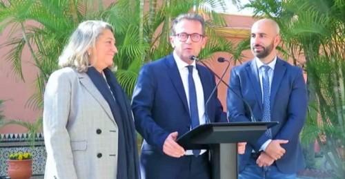 La Consejería de Turismo celebra la reapertura del Palacete de La Najarra de Almuñécar tras su rehabilitación