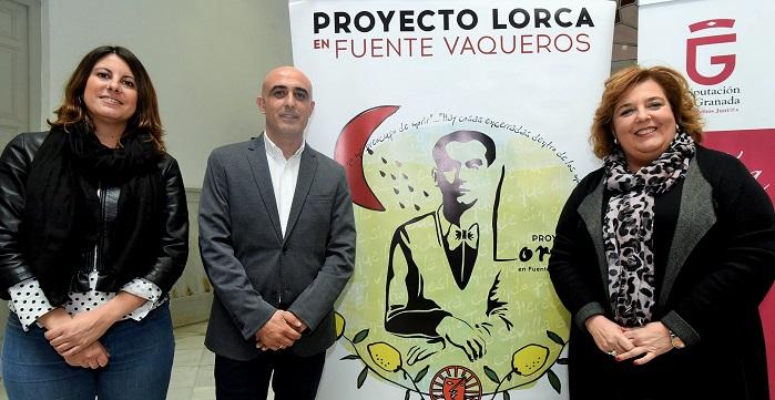 'Lorca en Fuente Vaqueros' acerca la vida y obra del poeta a 1.200 escolares de la provincia.jpg