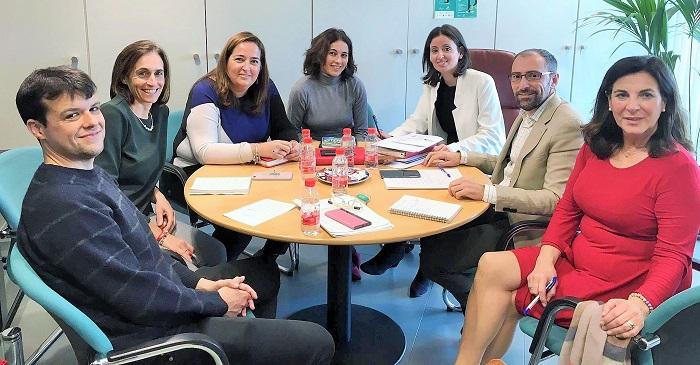 Mancomunidad, Diputación y Costas tratan sobre el proyecto de Senda Litoral en sus diferentes fases.jpg