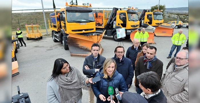 Más de 400 profesionales y 156 máquinas harán frente a las nevadas en los meses de invierno.jpg