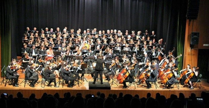 Orquesta Ciudad de Granada en Almuñécar