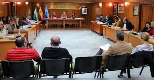 Pleno Almuñécar noviembre 2019